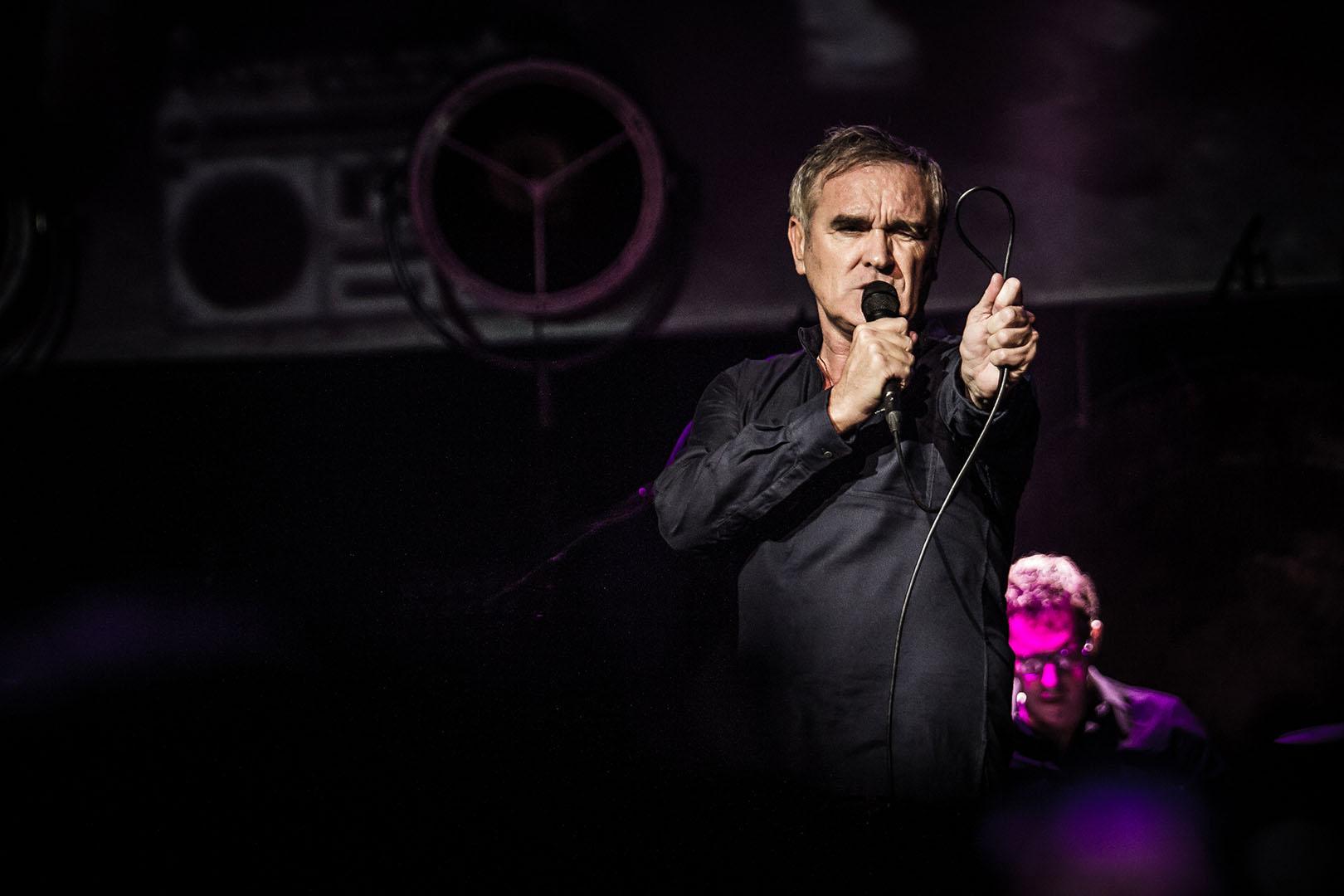 Morrissey | Teatro Augusteo